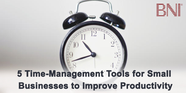5 Time-Management Tools for Small Businesses to improve ...